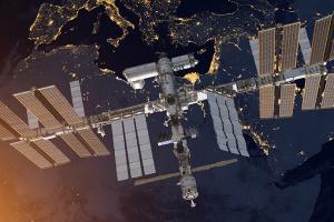 На Міжнародну космічну станцію прибув новий екіпаж