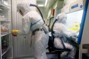 1462 bestätigte Coronavirus-Fälle in Ukraine, 45 Todesfälle