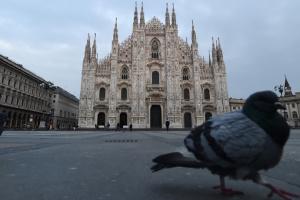 В Італії від коронавірусу померли 122 медики