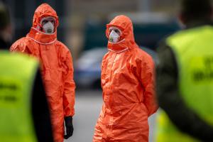 У Польщі – майже 24 тисячі заражених коронавірусом