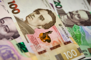 Narodowy Bank Ukrainy wzmocnił hrywnę do 27,93
