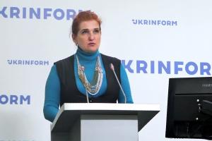 Брифінг прессекретаря міністра оборони України Світлани Павловської