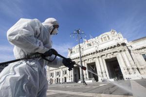 В Италии - почти 120 тысяч больных Covid-19