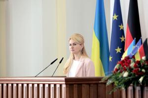 ЦВК зареєструвала Світличну народним депутатом