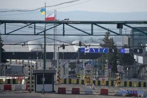 Украина открыла 66 пунктов пропуска на границе с ЕС и Молдовой