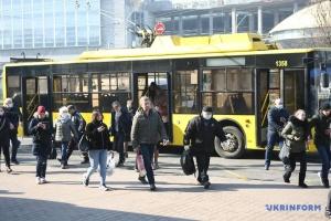Кличко: Себестоимость проезда в общественном транспорте Киева - 15 гривень