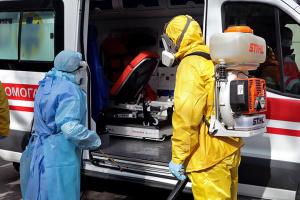 Diez datos sobre la cuarentena por coronavirus en Ucrania