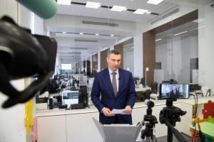 Vitaly Klitchko : Au total, 102 cas de coronavirus ont été confirmés à Kyiv
