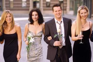 Стала известна дата премьеры спецвыпуска сериала «Друзья»