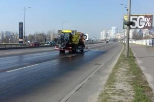 Öffentliche Verkehrsmittel in Kyjiw täglich desinfiziert