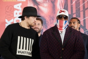 Boxen: Kampf Usyk – Chisora auf Juni - Juli verlegt