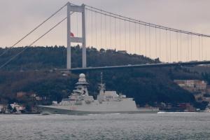 У Чорне море зайшли три кораблі НАТО