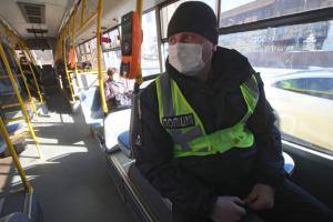 Запоріжжя обмежує роботу громадського транспорту
