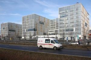 У Росії кількість випадків інфікування Covid-19 перевищила 1200