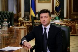 Zelensky a décrit des mesures spécifiques pour parvenir à la paix dans le Donbass
