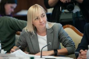 Травмована в Раді депутатка Устінова ініціює внутрішнє розслідування інциденту