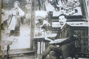 Николай Пимоненко. 1. Изобразитель Украины