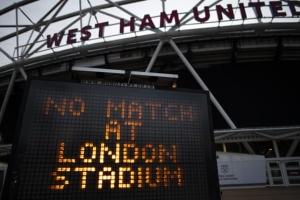 Кінець червня – крайній термін відновлення футбольного сезону