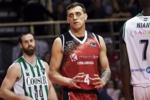 Іспанський клуб підтримав українського баскетболіста Боброва