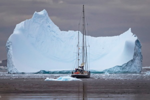 На яхті в Антарктиду
