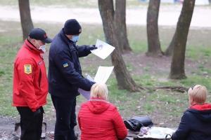 Карантин в Киеве: нарушителей ждут штрафы от 17 тысяч