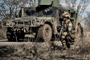 Ukrainian troops come under fire near Orikhove, Pavlopol and Krasnohorivka