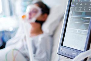 В Украине 16 пациентов с коронавирусом - на искусственной вентиляции легких