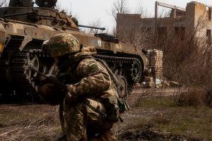 Окупанти обстріляли із заборонених мінометів позиції ЗСУ під Гнутовим