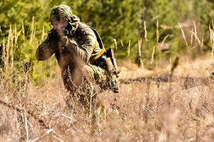 Ukrainian positions come under mortar fire near Pavlopil