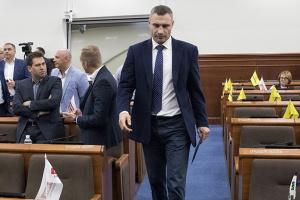 Klitschko: Meiste Corona-Patienten in Kyjiw in Petschersk