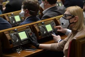 Верховна Рада 30.03.20: сумнівна «монобільшість» та ситуативні союзники