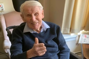 У Канаді 99-річний чоловік одужав від коронавірусу