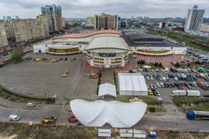 Больных COVID-19 могут разместить в Международном выставочном центре — волонтер
