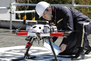 У Японії планують видавати права користувачам дронів – ЗМІ