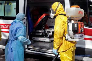 В Україні нарахували вже 1225 випадків коронавірусної хвороби