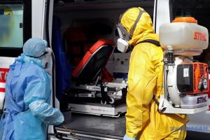 На Буковине уже умер 151 пациент с подтвержденным COVID-19