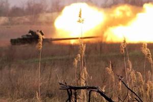 Окупанти 11 разів обстріляли позиції ЗСУ, один боєць загинув
