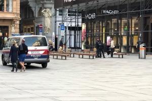 В Австрії коронавірусом заразилися вже понад 100 поліцейських