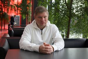 Павло Карташов, директор Українського фонду стартапів