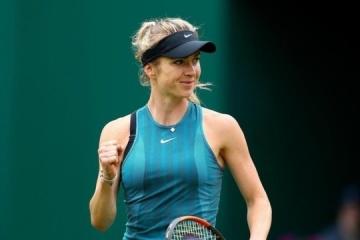 Tennis: Svitolina auf 7. Platz der WTA-Rangliste