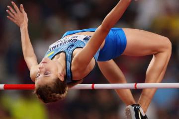 La atleta ucraniana Mahuchikh gana las competiciones en Noruega