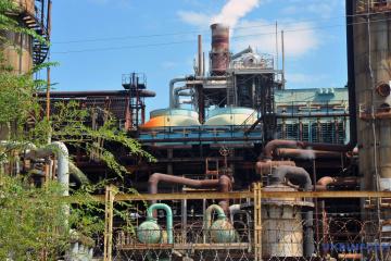 """Sewerodonezker """"Asot""""nimmt Produktion von Ammoniak und Carbamid wieder auf"""