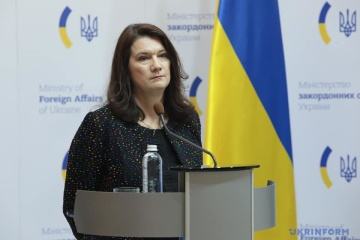 Sweden's foreign minister reiterates inalterability of sanctions against Russia