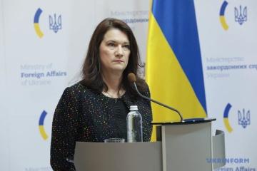 La presidenta en ejercicio de la OSCE visitará el Donbás