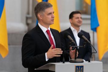 Prystaiko: El nuevo acuerdo con el Reino Unido será similar al Acuerdo de Asociación con la UE
