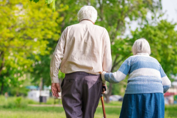 Over 9.5 mln people over age of 60 live in Ukraine - Social Policy Ministry