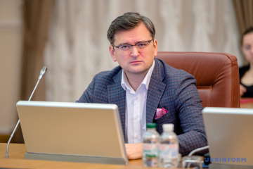 Ukrainian foreign minister discusses assistance in combating Covid-19 with UNDP, WHO