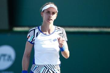 Tennis: Tsurenko in der zweiten Runde des WTA-Turniers in Indian Wells