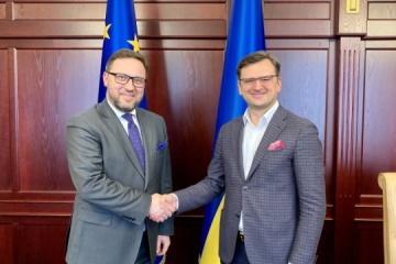 Międzyrządowa komisja ukraińsko-polska spotyka się 21 maja w Kijowie – Kuleba