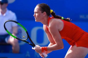 Tennis: Bondarenko trifft in zweiter Runde des WTA-Turniers in Monterrey auf Peterson